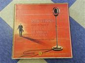Jack Benny's Golden Memories of Radio 6 Vinyl LP Record Set
